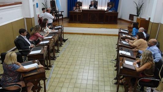 Piden que se transmitan en vivo la sesiones del Concejo Deliberante