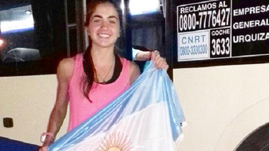 Joven de Bell Ville en el campeonato sudamericano de Cross Country