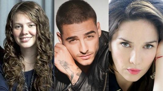 Todos los datos para la noche de Maluma y Natalia Oreiro