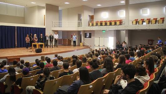 Más de 3 mil alumnos ingresaron a la UNVM en 2017