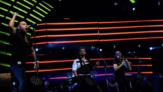 Noche cuartetera - La Fiesta 04