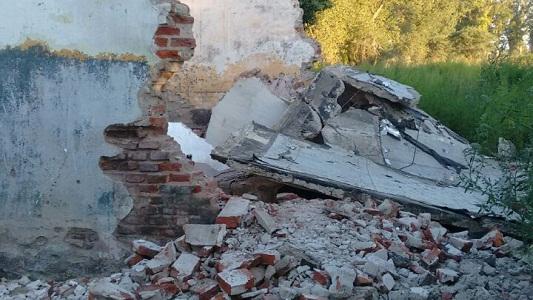 Un hombre murió aplastado por una pared en el San Nicolás