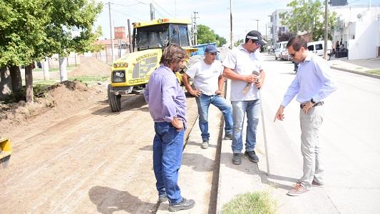 Retoman obras de pavimentación y bacheo