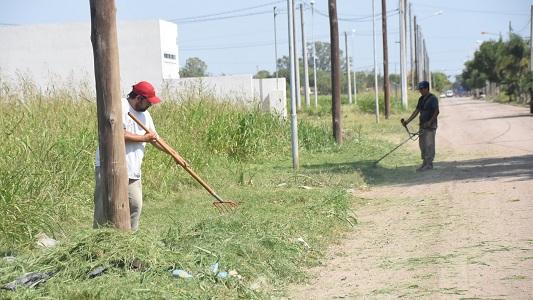 A limpiar los terrenos: Las multas por mal estado pueden superar los 58 mil pesos