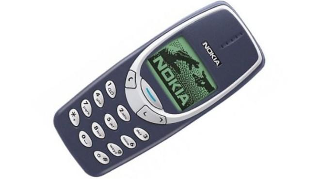 ¿Sabías que nokia relanzará su modelo 3310?