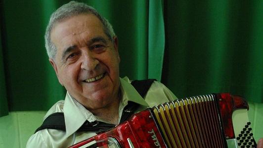 Sentido adiós al maestro del acordeón Oscar Lucarelli