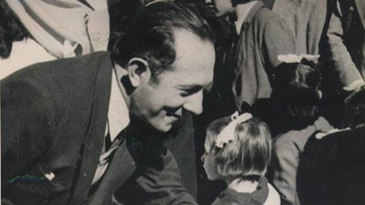Actos y homenajes en recuerdo de Amadeo Sabattini