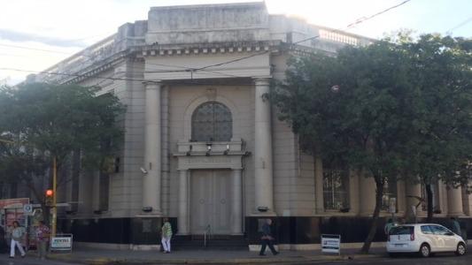 La sucursal Villa Maria del Banco de Córdoba cumple 100 años