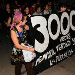 acto marcha dia de la memoria golpe estado 2017 (6)