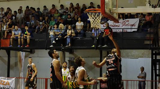 basquet ameghino hurcan santa fe 2