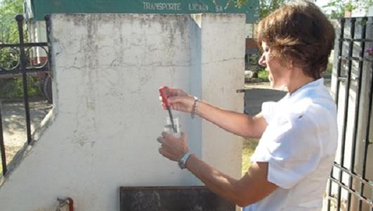 Bell Ville celebró que hace un siglo dejó de tomar agua con arsénico