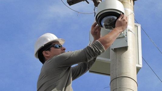 Instalarán 200 cámaras de seguridad en espacios de la ciudad