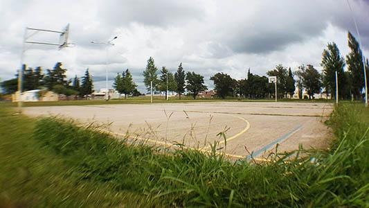 chanchodromo cancha de basquet