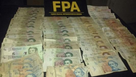 fpa oncativo detenidos droga dinero (1)