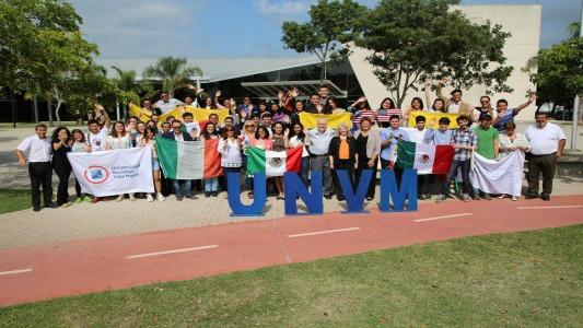 Intercambio académico: la UNVM recibió a 35 estudiantes extranjeros