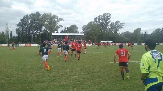 Jockey Club cayó en su debut en el Nacional de Clubes