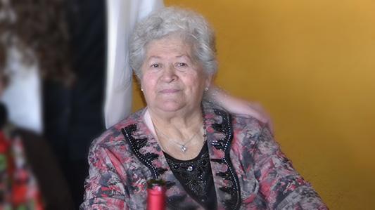 Mary Amaya, la mujer presente en cada reclamo de Justicia