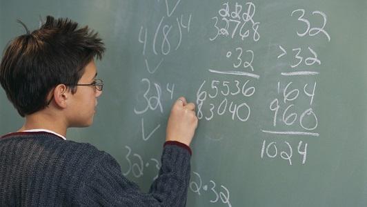 Cordobeses de 6º grado entre los mejores desempeños en matemáticas del país