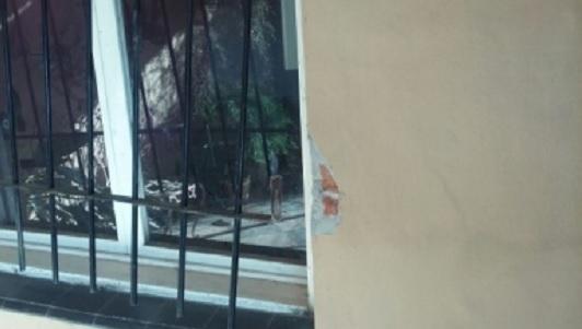 Barrio alterado por robo y persecución: atraparon a 2 ladrones