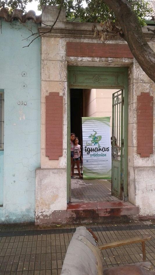 sede nueva iguanas solidarias