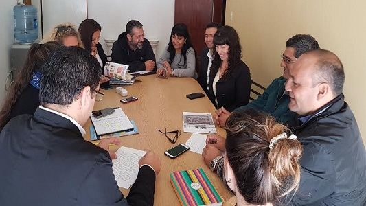 Instalará huerta con fines terapéuticos en el Concejo de Villa Nueva