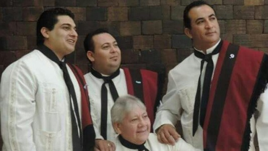 Los Cantores del Alba llegan a La Cantina este fin de semana