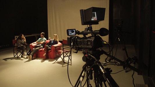 La carrera de Diseño Audiovisual tiene nuevo equipamiento HD