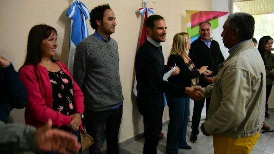 1050 familias de la ciudad reciben la Tarjeta Social