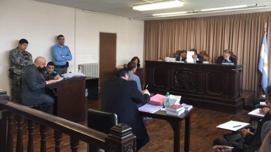 Barrionuevo se desdijo y negó que su pareja la quisiera prender fuego