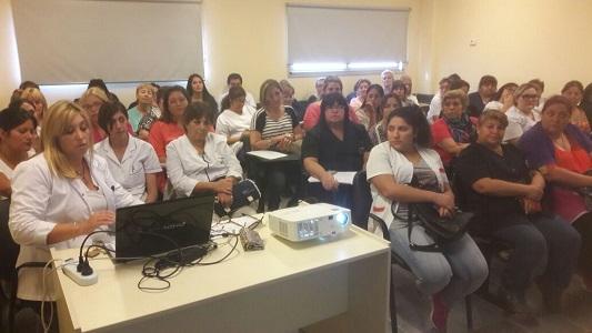 Capacitarán sobre donación de órganos a docentes de nivel medio