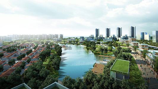 Cómo una ciudad puede aprender a vivir de manera sostenible