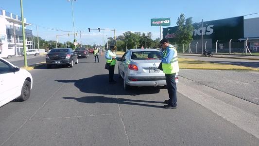 En Villa Nueva aseguran que bajaron los accidentes de tránsito