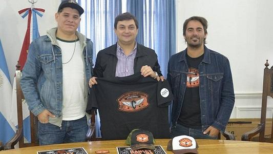 Encuentro de Harley Davidson con caravana y festival de rock gratuito