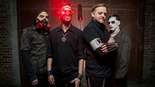 La banda de metal industrial Raisers presenta su álbum debut