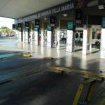terminal de imnibus villa maria paro