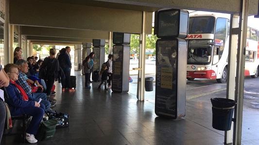 Transporte interurbano: El jueves vuelven a aumentar los pasajes