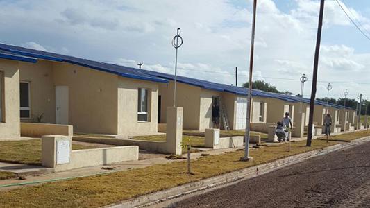 Se abrió la licitación para construir 69 viviendas en la ciudad