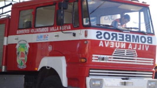 Pollada a beneficio de los Bomberos Voluntarios de Villa Nueva