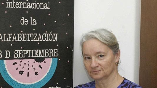 Investigadora mexicana disertará sobre la lectura en la ciudad