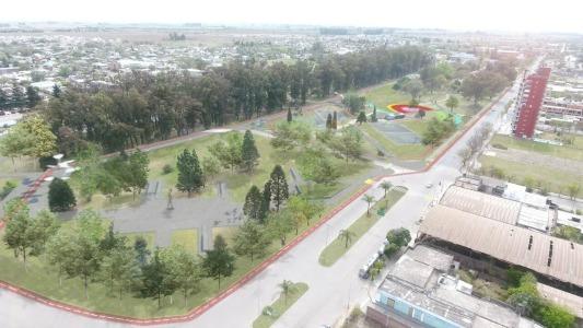 Tres empresas ofrecen hasta 55 millones para remodelar el parque Pereira