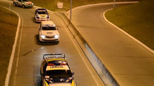 Volverán a rugir los motores del Rally en el subnivel