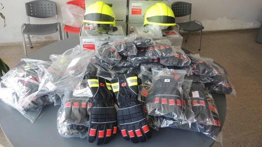 bomberos nuevos elementos