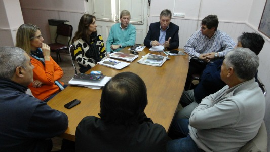Organizan reunión multisectorial por la situación de la Fábrica Militar