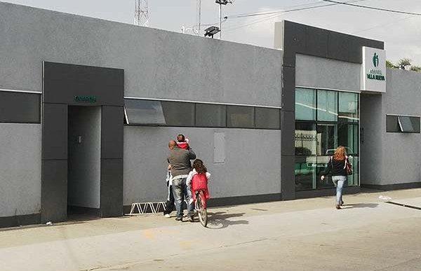 Villa Nueva: Nena de 4 años se hirió en el cuello con una cuchilla