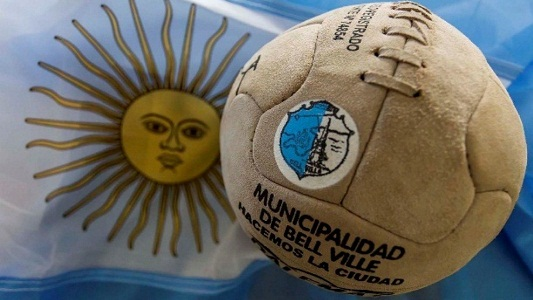 Declaran de interés turístico la Fiesta Nacional de la Pelota de Fútbol