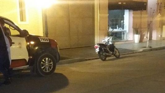 Caida de moto 03