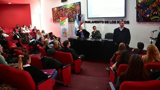 Villa María adhirió al programa Poteger en prevención de enfermedades