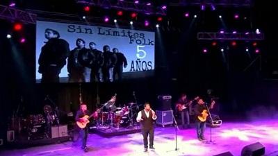 El finde se viste de folklore con Sin Limites Folk en La Cantina
