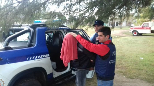 allanamiento, secuestro y detenidos 4