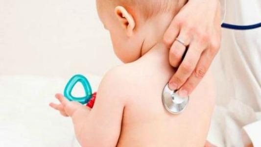 Alto índice de casos de bronquiolitis en niños de Villa María